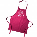 Fun Personalised Children's Coloured Apron. Junior Master Chef