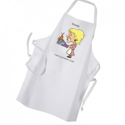 Ladies Can't Cook, Won't Cook Personalised Apron.