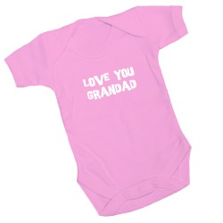 Catch Me If You Can Baby Grow. Free Name and / or Message Pink or Blue