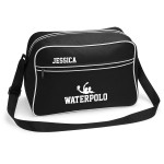 Personalised Sports Bag, Water-polo Design