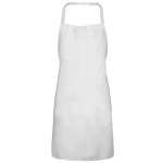 Personalised White Apron Adult Size. Design Your Own Apron