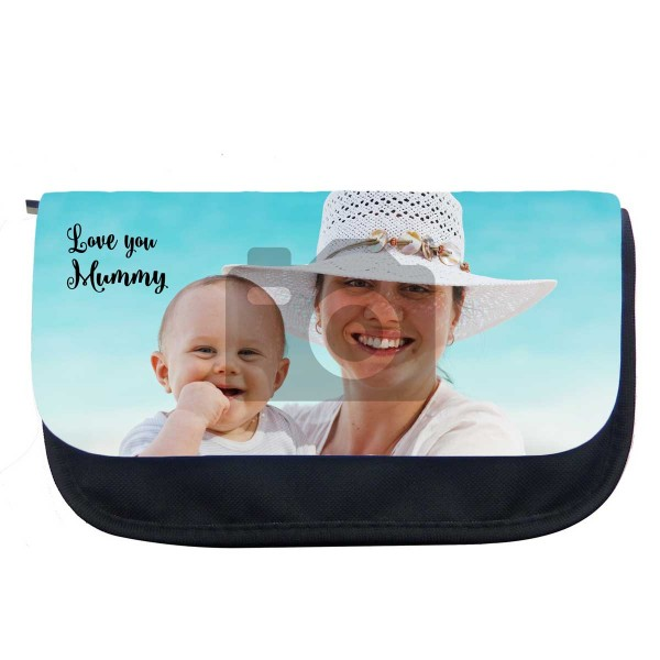 Personalised makeup bag - Full Photo- Create your own photo makeup bag with your photo