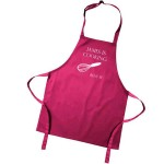 Kids Cooking Beat It.... Design, Fun Personalised Children's Coloured Aprons. Colour variations.
