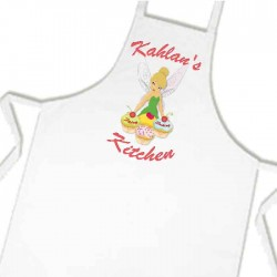 Fairy Girl Kids Apron. Great Gift For Your Little Girls