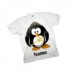 Fairy Penguin Personalised T-Shirt