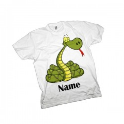 Snake Personalised T-Shirt