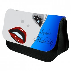 Fashionable Make up bag. Beautiful Design Make Up / Cosmetic Bag Perfect Personalised Birthday Gift Idea