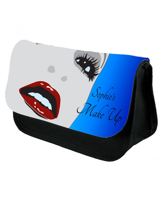 Fashionable Make Up Bag Beautiful Design Cosmetic Perfect Personalised Birthday Gift Idea