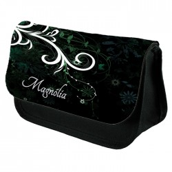 Beautiful Floral Make up bag. Beautiful Design Make Up / Cosmetic Bag