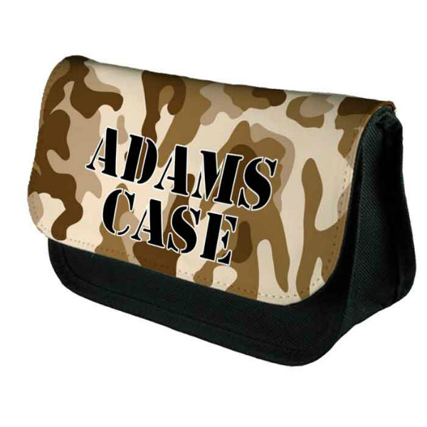 Camouflage Personalised  Bag Perfect Gift Idea for Her. Birthdays, Christmas, Stocking Filler