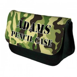 Personalised Camouflage Bag Perfect Gift Idea for Her. Birthdays, Christmas, Stocking Filler