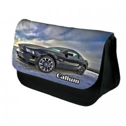 Personalised Car Pencil Case