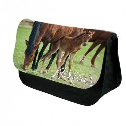 Horse & Foul Personalised pencil case.