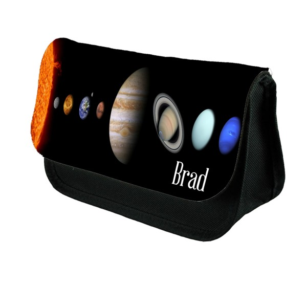 Personalised Solar System Pencil Case