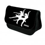 Ballet Dancer Personalised Make Up / Cosmetic Bag / Pencil Case For School