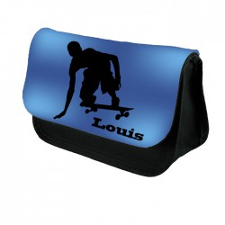 Skateboard Pencil Case, Perfect Gift Idea for Birthdays Christmas, School