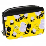 Bumble Bee Design Purse Personalised with your name or message