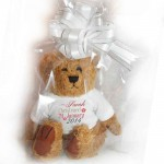 Personalised Bear, Wedding, Bridesmaid, Change The Message To Suite Your Needs. 2 Sizes. Perfect Gift Idea