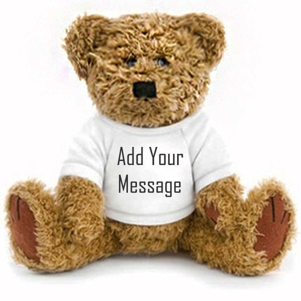 Personalised Teddy Design Your Own With Photos from Facebook