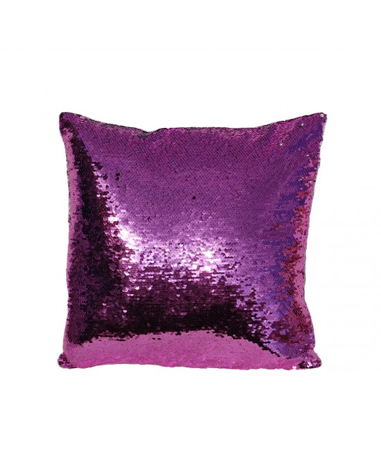 Personalised Preseccomas Christmas Cushion. Sequin reveal cushion. Great fun gift for Presecco lovers..