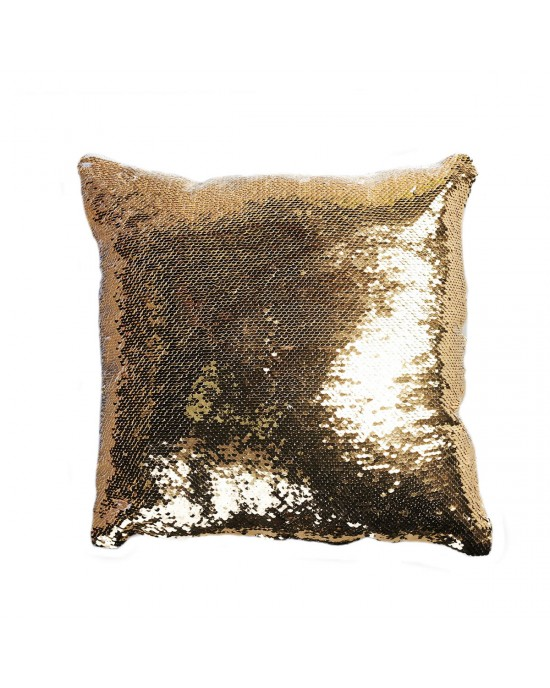 Personalised Secret Message Sequin Glitter Cushion. Add Your Own Text. Available In Colours
