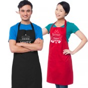 Coloured Adult Aprons