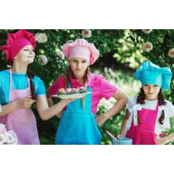 Children's Colour Aprons