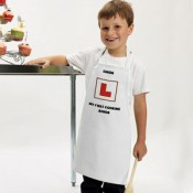 Children's White Aprons
